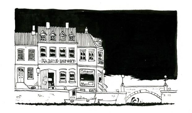 import gade illustration skraentskov