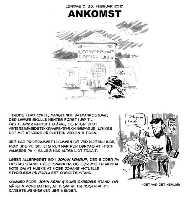 Copenhagen Comics 2017 Øsknehallen