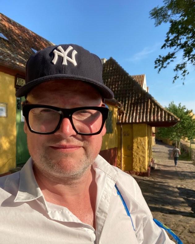 Christiansø Jon Skræntskov