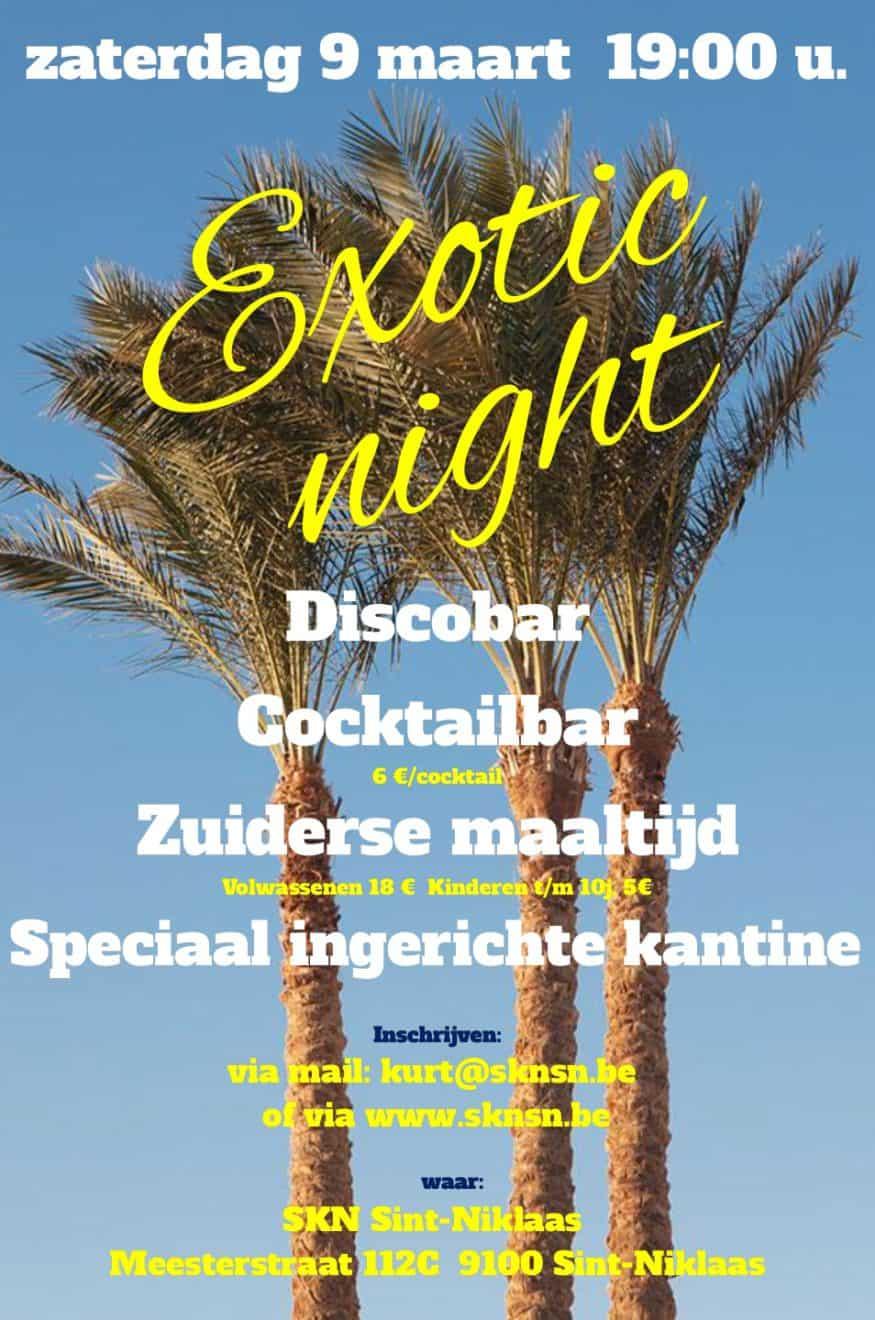 Exotic night 3