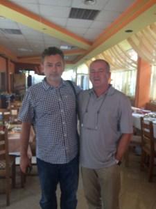 GM Ivan Žaja&Josip Krklec
