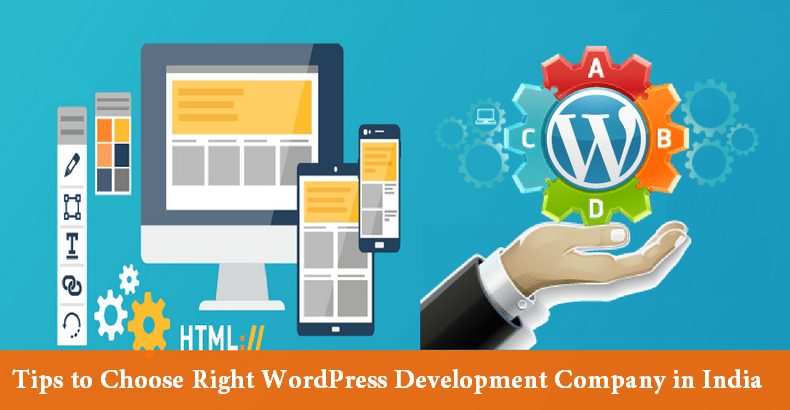 WordPress Development Company in India