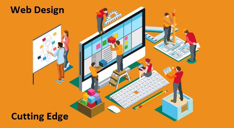 Cutting Edge Of Web Design