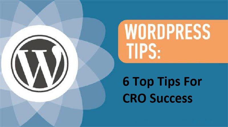 CRO Success in WordPress