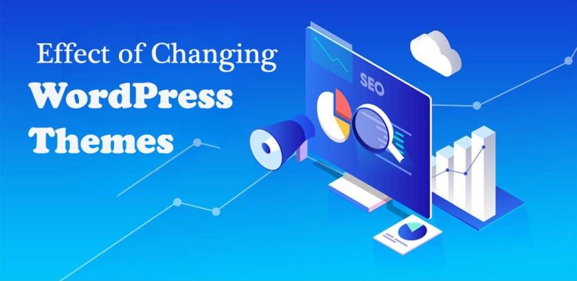 Change The WordPress Themes