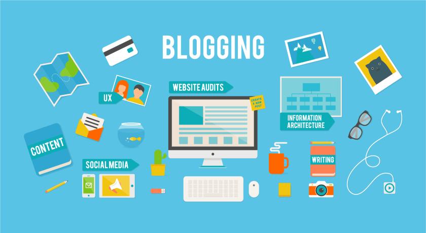 Blogging improve writing skills