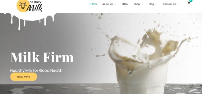 dairy firm
