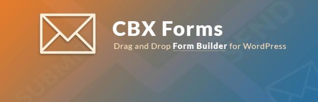CBX forms WordPress
