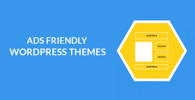 ads friendly WordPress themes