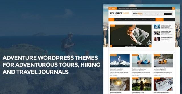Adventure WordPress Themes