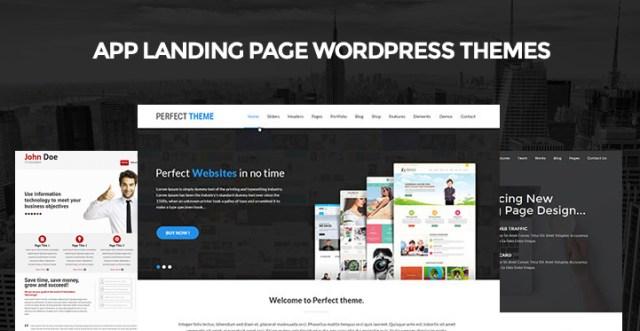 app-landing-page-wordpress-themes