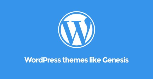 wordpress-themes-like-genesis