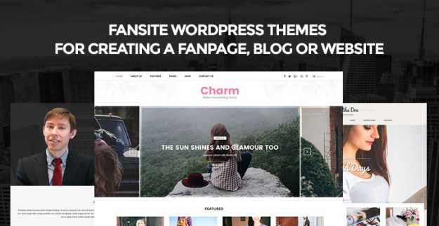 fansite-wordpress-themes