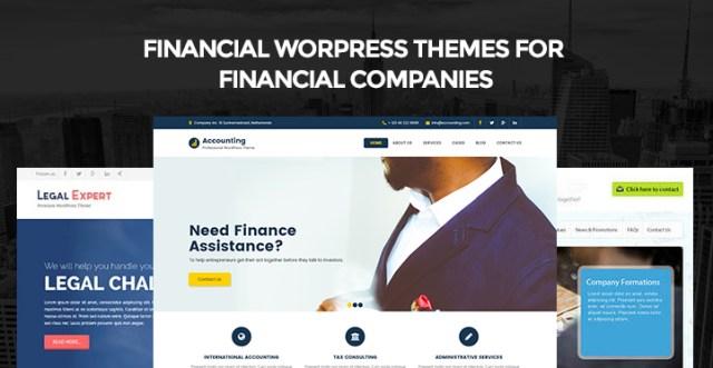 financial-wordpress-themes