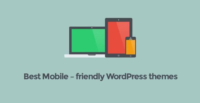 mobile-friendly-wordpress-themes