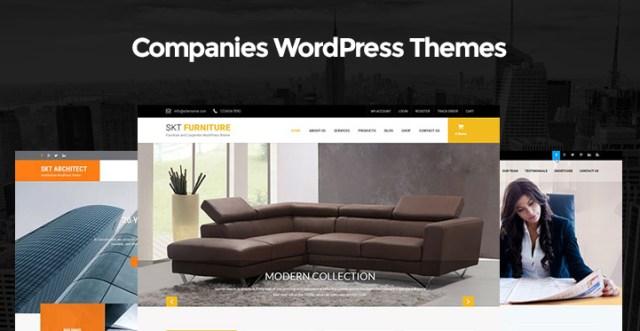 Companies WordPress Themes