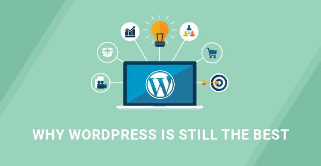 WordPress still best blogging platform
