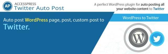WordPress twitter