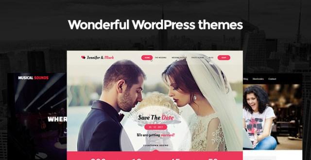 Wonderful WordPress Themes