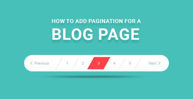 How-to-add-pagination-for-a-blog-page