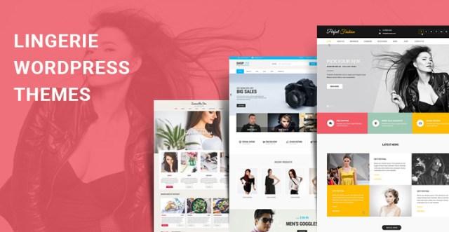 lingerie WordPress theme