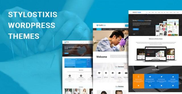 stylostixis WordPress themes