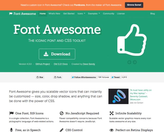 add icons WordPress custom menus