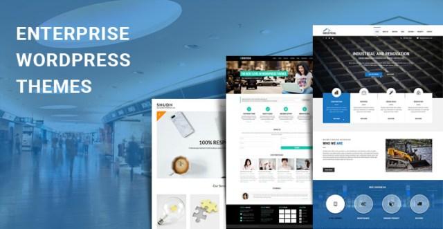 Enterprise WordPress Themes
