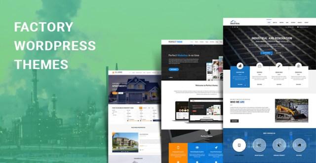 Factory WordPress Themes