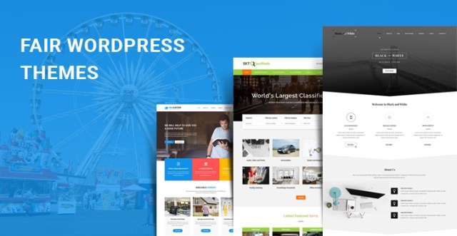 Fair WordPress Themes
