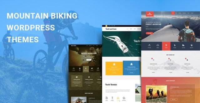 Mountain Biking WordPress Themes
