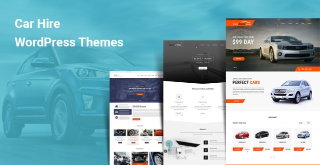 Car Hire WordPress Themes