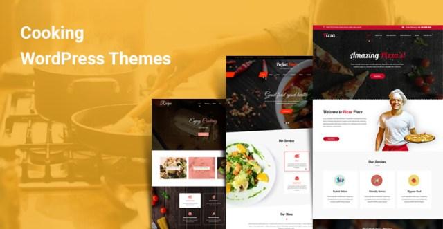 Cooking WordPress Themes