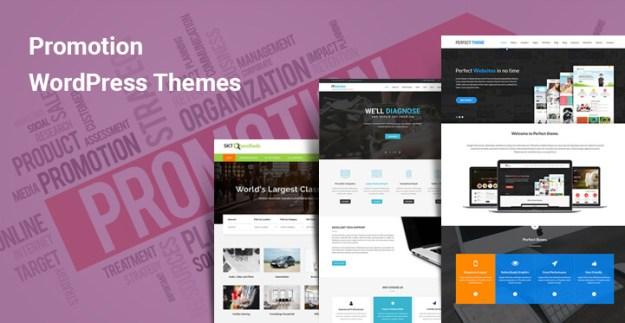 promotion wordpress themes