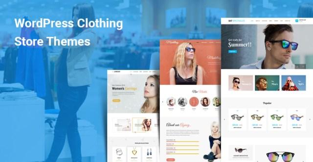 WordPress Clothing Store Themes