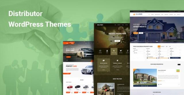 Distributor WordPress Themes