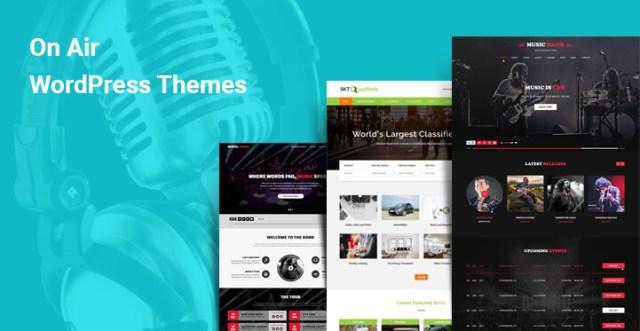 On Air WordPress Themes