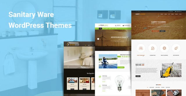 Sanitary Ware WordPress themes