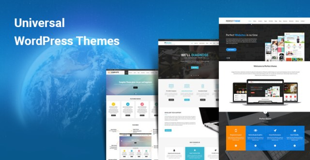 Universal WordPress Themes