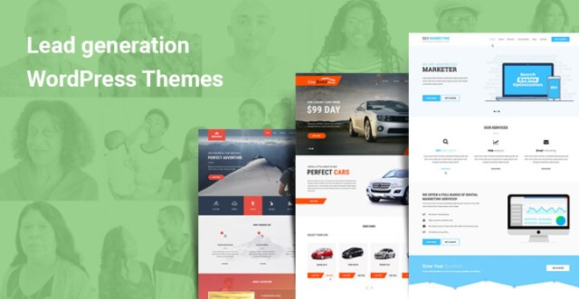 Lead generation WordPress themes