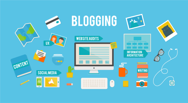 reasons why blogging