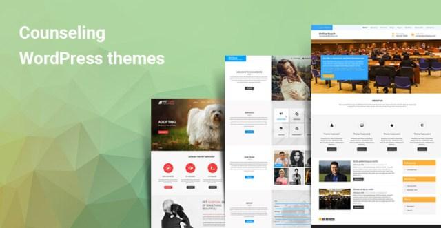 Counseling WordPress theme