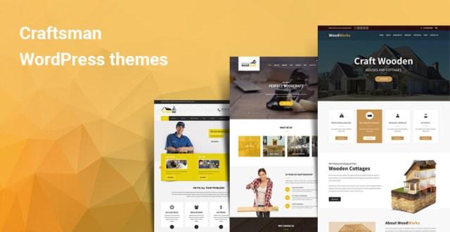 Craftsman WordPress theme