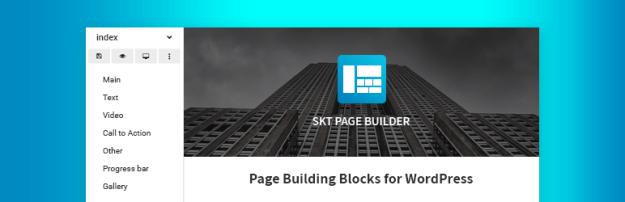 skt page builder