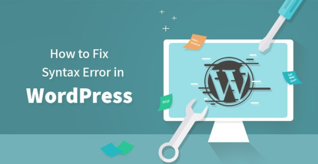 How to Fix Syntax Error in WordPress