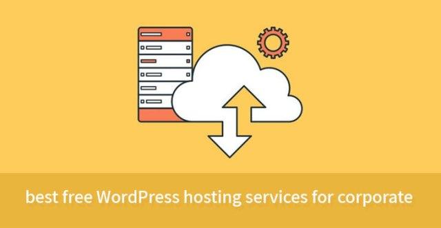 best free WordPress hosting services