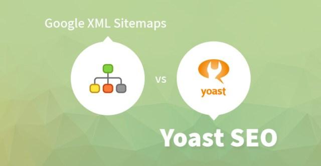 Google XML Sitemaps vs Yoast SEO