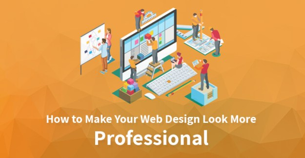 How to Make Your Web Design Look More Professional
