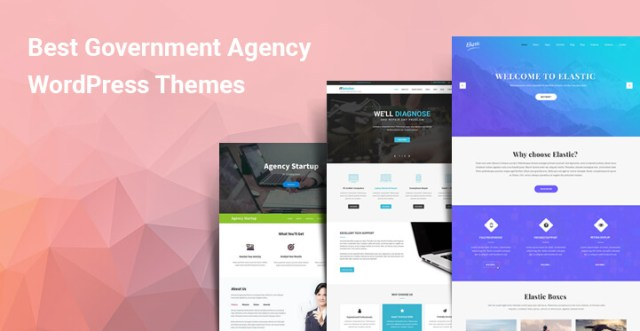 Best Government Agency WordPress Themes