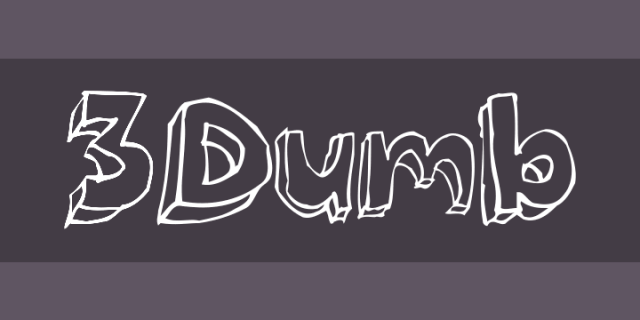 3Dumb